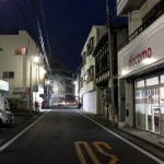 3月16日 稲取3月15日の地震と停電の状況