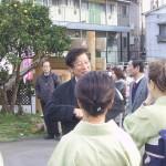静岡県知事が来ました!