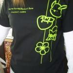 雛のつるし飾りがTシャツ&エコバッグに!